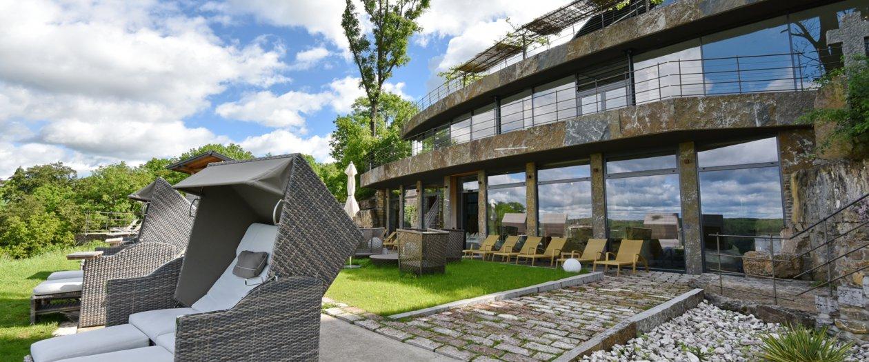 Eins Der Schönsten Spa Resorts Mawell Resort